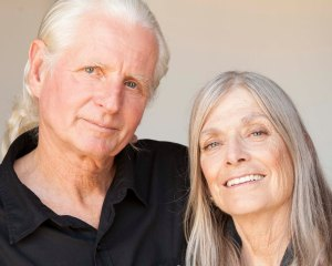 Andrew Cameron Bailey and Connie Baxter Marlow. Photo: Jonny Marlow